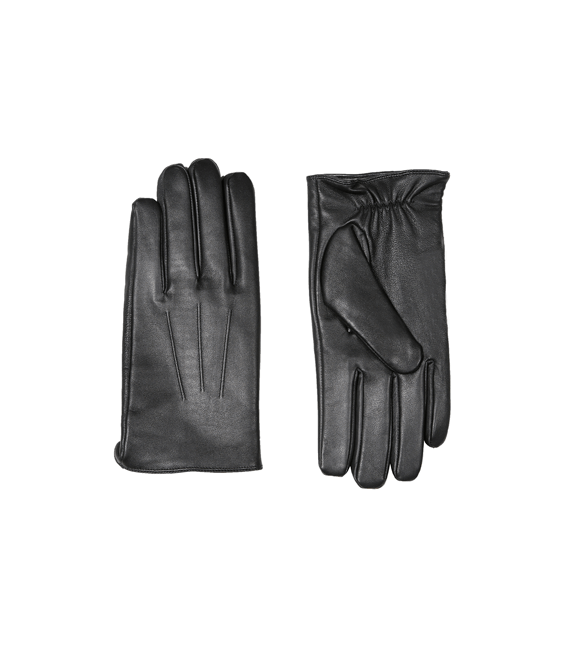 Gloves leather man