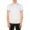 Polo man 100% cotton pique signature