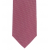 Tie in pure silk mottled