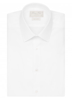 Chemise blanche cintrée easy care non iron