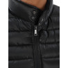 Down jacket sleeveless feather and duck down