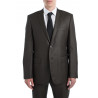 Costume semi-fitted caviar by Vitale Barberis Canonico