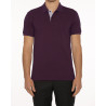 Polo man 100% cotton pique