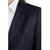 Tailor-fitted cigarette pants in pure wool Vitale Barberis Canonico 110's
