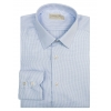 Shirt man slim fit cotton piqué