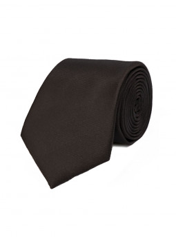 Tie pure silk smooth