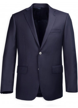 Blazer Man with golden buttons wool Reda