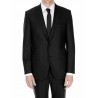Large Size Suit curved in pure wool 150's, Vitale Barberis Canonico