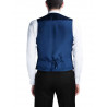 Vest trotter in pure wool Super 110's Vitale Barberis Canonico
