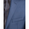 Semi-fitted Suit curved in pure wool 110's, Vitale Barberis Canonico