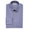 Shirt slim fit print smart 100% cotton